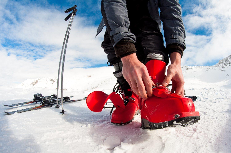 No te aprietes demasiado las botas, o de lo contrario empezarás el día con mal pie.