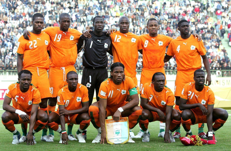 La generación de Drogba se clasificó para tres Mundiales seguidos y fue subcampeón en dos ocasiones de la Copa África.