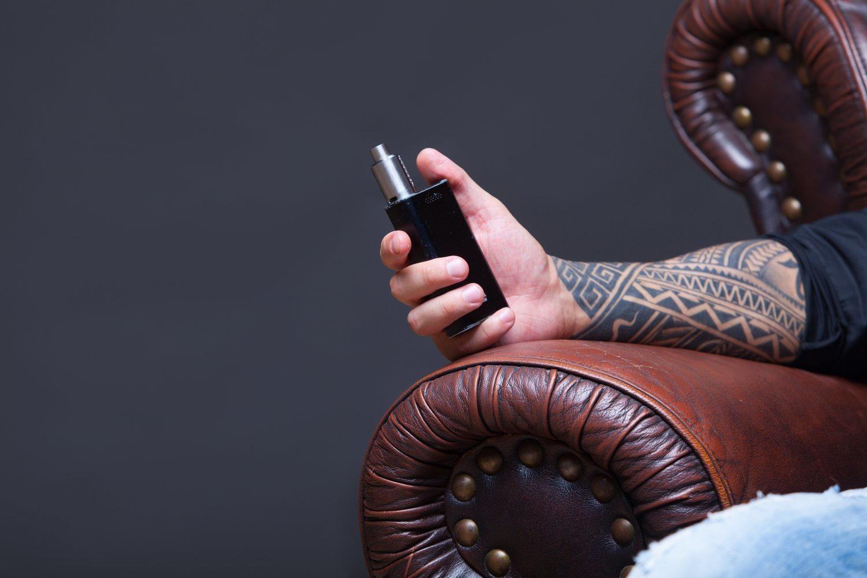 Muchos demonizan este aparato sin darse cuenta de lo que supone para los que estamos dejando los cigarrillos